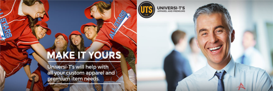 Design beautiful and custom gear with UTS Promos (Image: UTS)